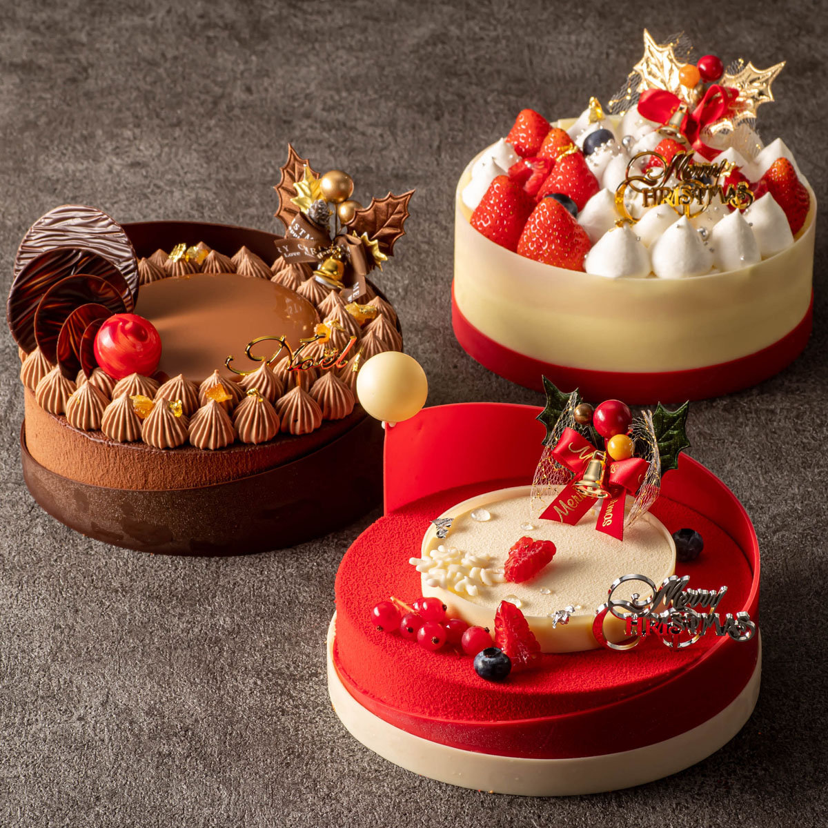 LA SUITE Christmas Selection 2021サムネイル