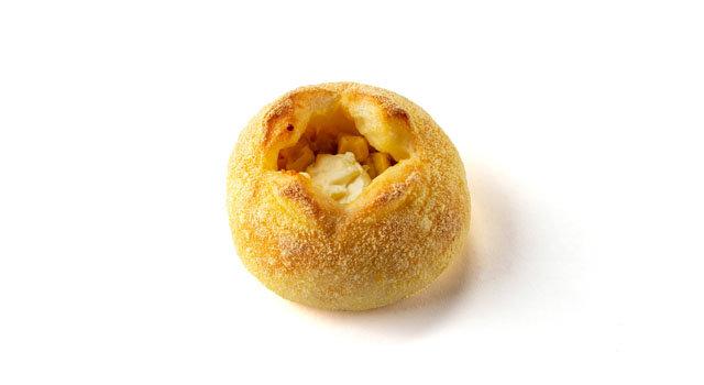 北海道産コーンとBUKOクリームチーズパンサムネイル