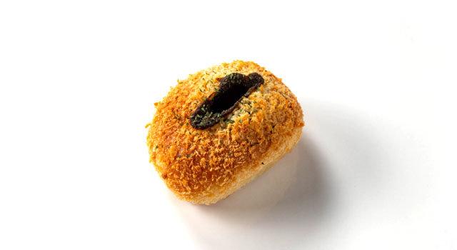 鉄板焼「心」特製カレーパンサムネイル