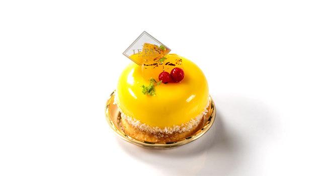 パイナップルとマンゴーのクリームチーズタルトサムネイル